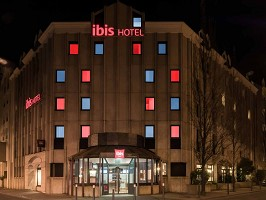 Ibis Angers Center Château - Hotel mit Seminarraum