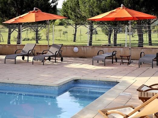 The apt manor - swimming pool