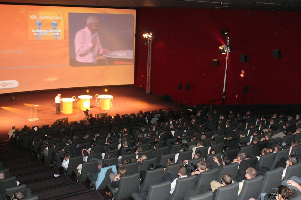 Seminario Kinepolis Lille conferenza Lomme ha 4