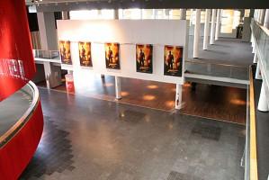 Seminario Kinepolis Lille Lomme all'interno