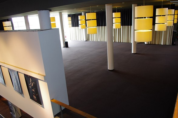 Kinepolis lille (lomme) the cinema castle - interior