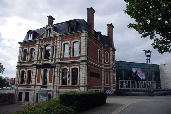 Kinepolis lille (lomme) il castello del cinema - fuori