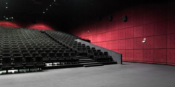 Kinepolis saint julien les metz - amphitheater