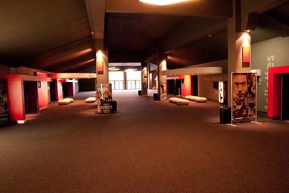 Kinepolis saint julien les metz - interior