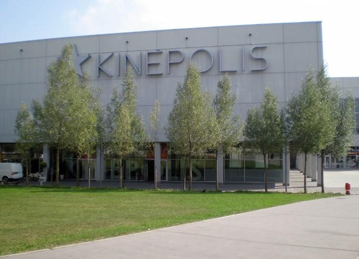 Kinepolis nancy - exterior
