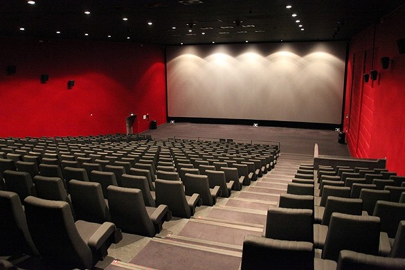 Kinepolis nancy - cinema room
