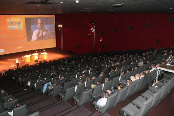 Kinepolis Mulhouse congress organization
