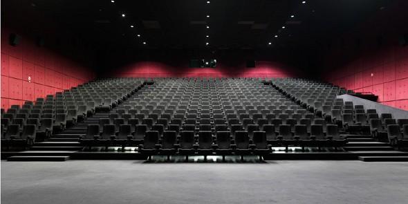 Kinepolis Mulhouse amphitheater