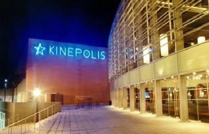 Kinepolis Mulhouse frontage
