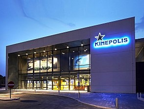 Kinepolis Mulhouse rent seminar room