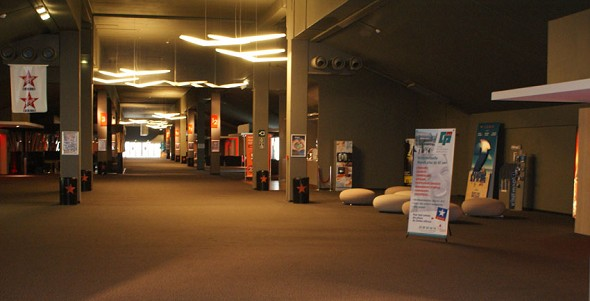 Kinepolis Mulhouse rent room