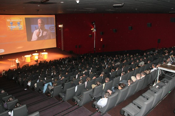 Kinepolis Mulhouse Kongressorganisation