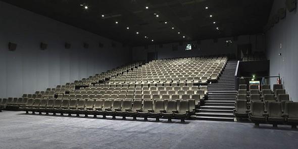 Kinepolis thionville - anfiteatro