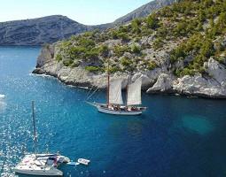 Goelette Alliance - barco seminario de Marsella