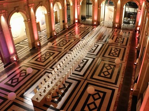 Stock Exchange Palace - interior