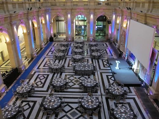 Stock Exchange Palace - room rental