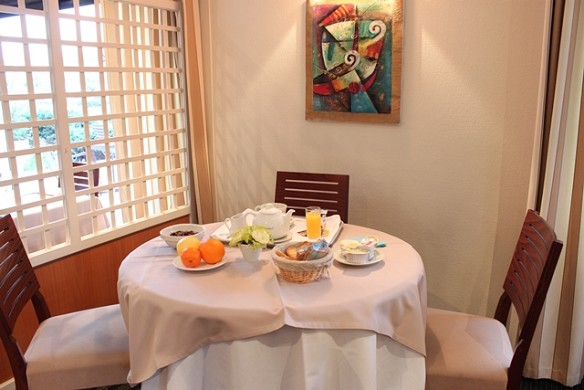 The originals access hotel ambacia south towers - buffet breakfast