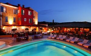 Byblos Saint Tropez - Ristorante la b