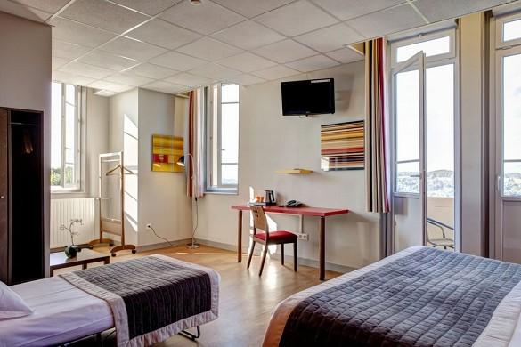 Domaine Saint Joseph Saint Joseph - dormitorio en suite