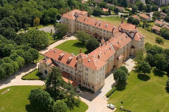 Lyon Saint Joseph Área - exterior