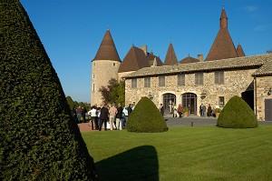 Schloss von Corcelles - Organisation von Veranstaltungen