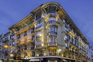 Best Western Plus Hôtel Massena Nice - seminario Niza