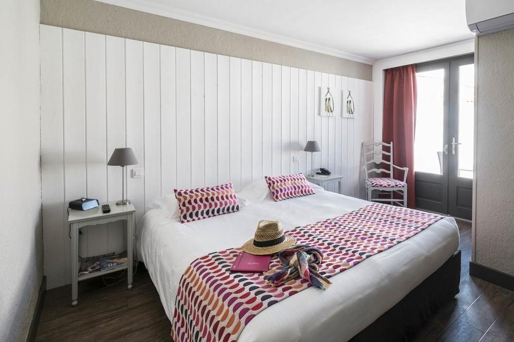 Hotel de la maree - Zimmer