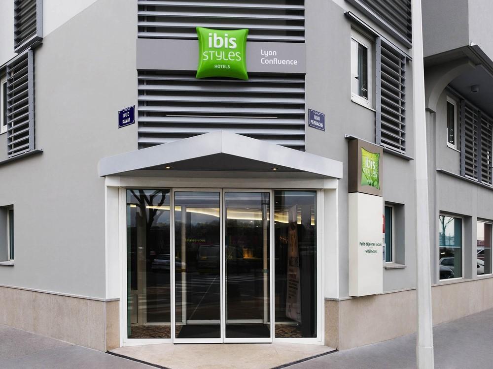Ibis Styles Lyon Confluence   Salle S U00e9minaire Lyon  69