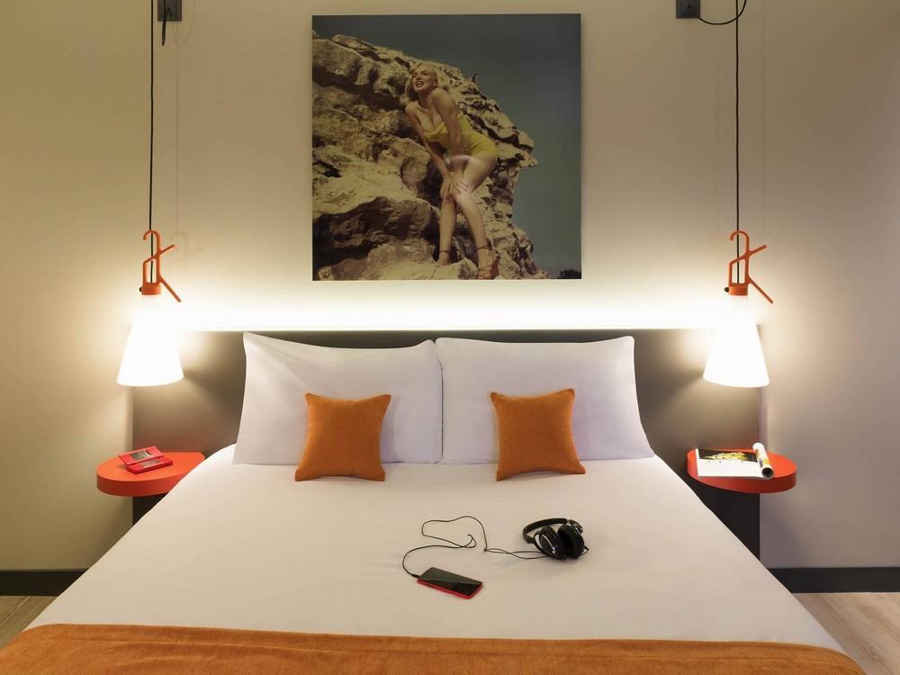 Ibis Styles Lyon Confluence - Zimmer
