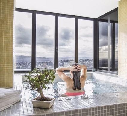 Las linternas del hotel hermitage - spa