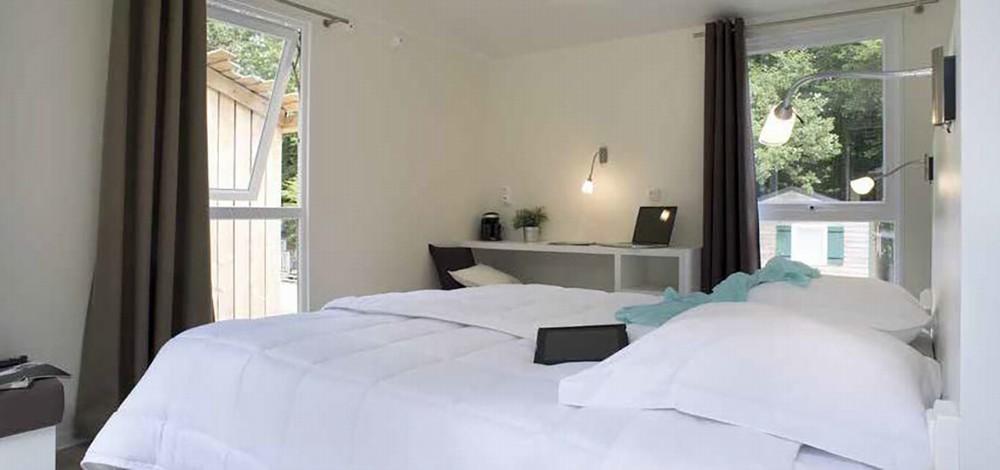 Business village - bedroom