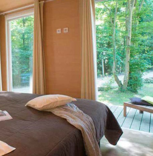Business village - accommodation