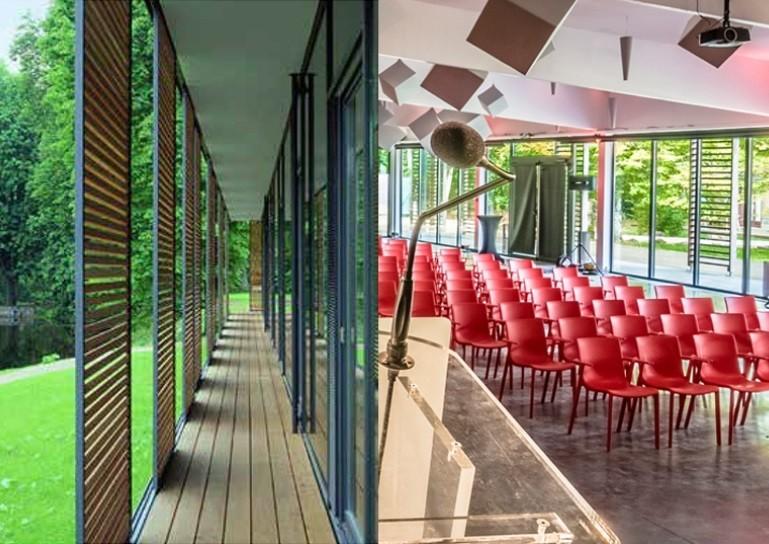 Business village - seminar room