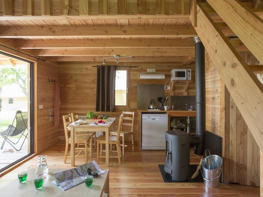 Huttopia Senonches - Hütte