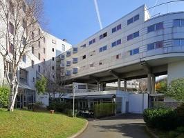 Cisp Los Centros Internacionales De Estancias De Paris Kellerman - Fachada