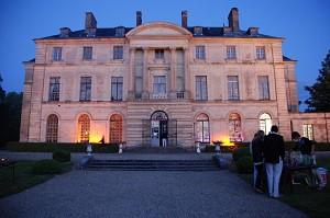 Sala seminari: Château de Montgobert -