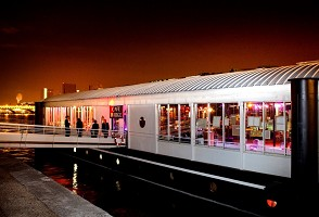 Cafe Barge - Home