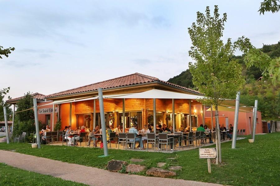 Restaurant Domaine De Saint Esteve Millau