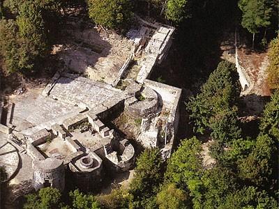 Die Blacklac - Festung von Montrond
