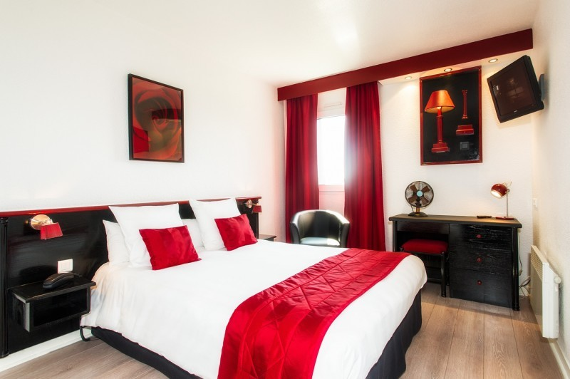 Die Noirlac - Zimmer