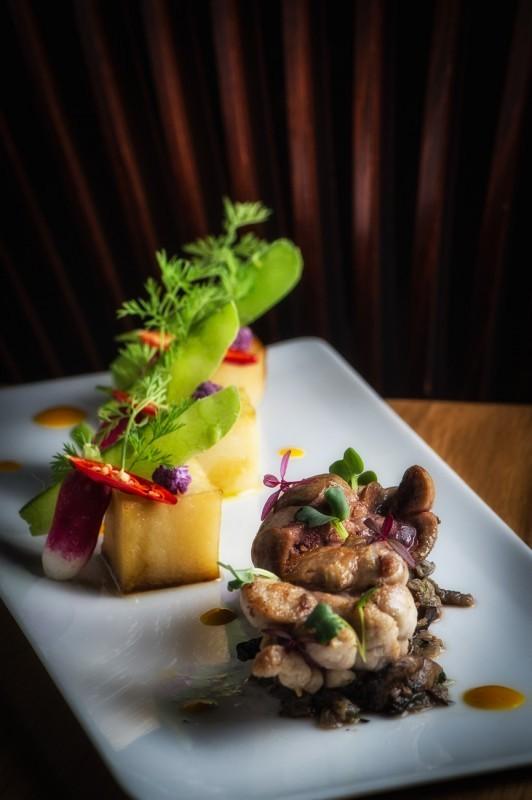 Die Noirlac - Gastronomie