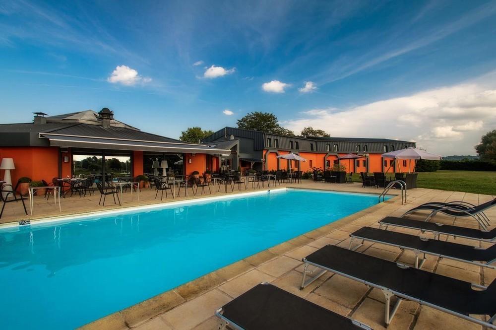 The black pool - swimming pool