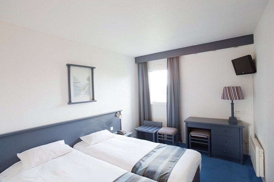 The blacklac - double room