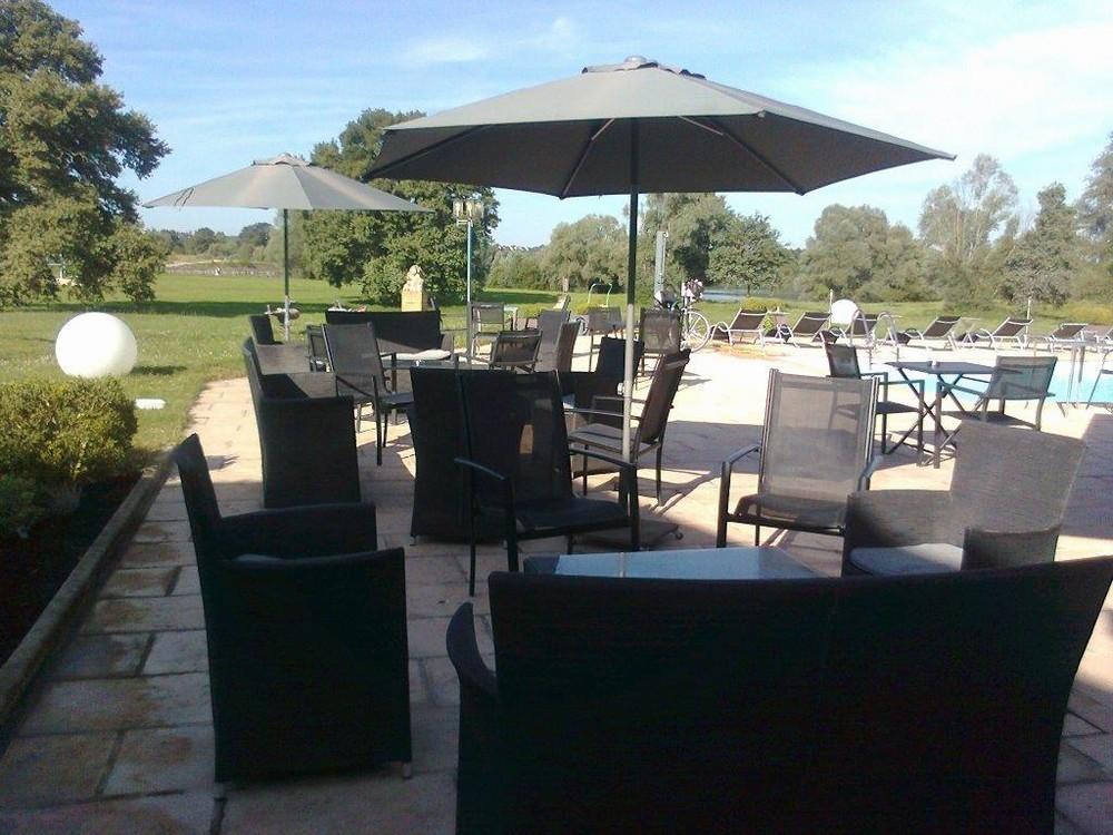 The blacklac - terraza