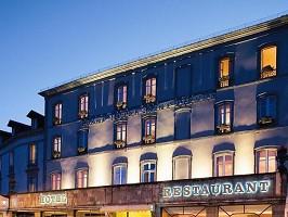 The Originals Boutique, Grand Hôtel Saint Pierre Aurillac - Front