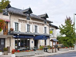 Hotel des Voyageurs - meeting venue mullet