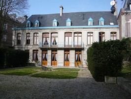 Hotel Canonniers - Facade