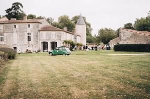 Château de Mouillepied - Empfang
