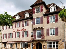 Hotel Le Beaulieu - Hotelfassade