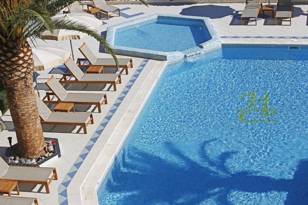 Hôtel corsica - piscine